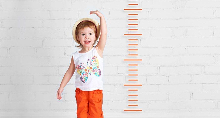 ۸ راه افزایش قد در کودکان با تغذیه، ورزش، خواب کافی