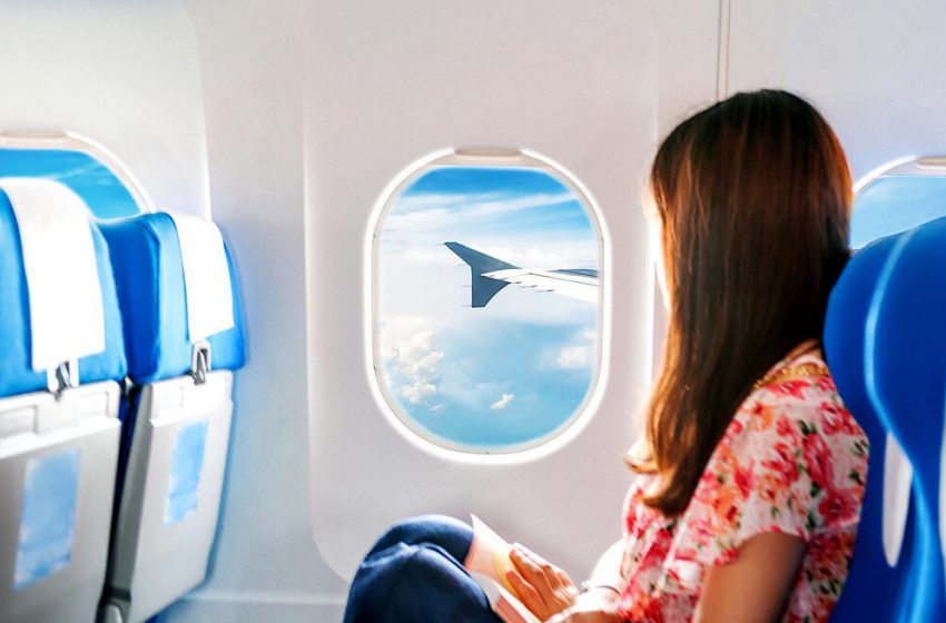 راه های پیشگیری ترس از پرواز