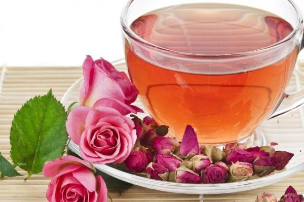 خواص درمانی دمنوش گل محمدی