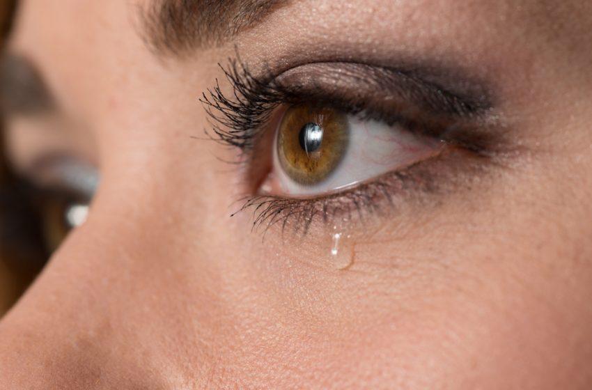 لطفا گریه کنید!