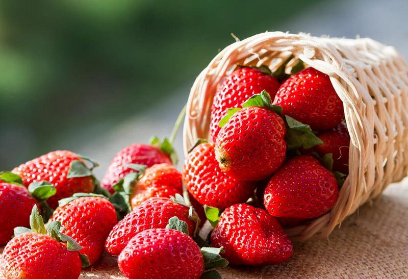 توت فرنگی میوه ای زیبا برای زیبایی و سلامت شما