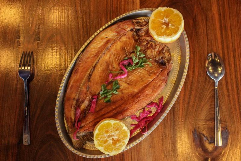 متداول ترین روش های پخت ماهی