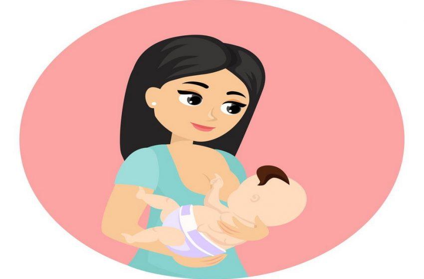 شیر دادن مادران منجر به کاهش وزن پس از زایمان می شود