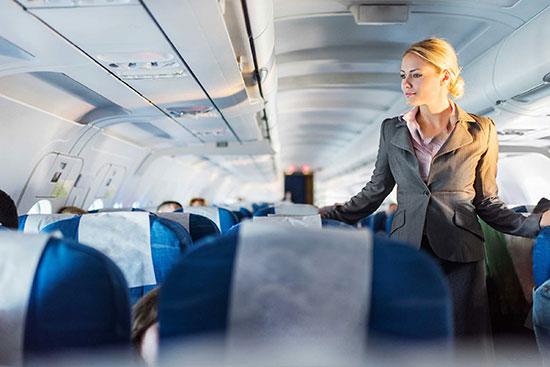 در سفر با هواپیما این کار ها را نکنید